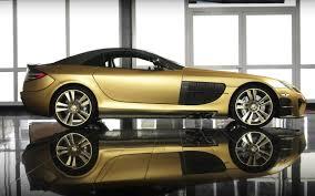 golden cars mansory mercedes slr wallpaper mercedes cars wallpapers in jpg