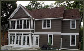 modest astonishing exterior paint colors with brown roof exterior