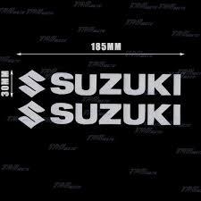 gsxr emblem suzuki sticker decal badge emblem logo car bike quad motorcycle
