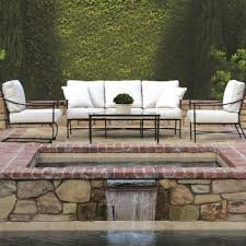 Sunset West Outdoor Furniture Sunset West Provence Deep Seating Group With Cushions U0026 Reviews