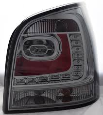 vw led tail lights for fits vw polo 9n 02 05 back rear tail lights ls indicators