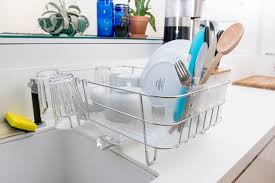 Closetmaid Dish Drainer The Best Dish Rack Wirecutter Reviews A New York Times Company