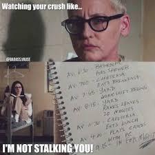 portia on twitter so good oitnb memes stalker true crazy