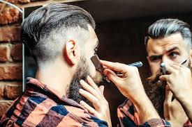 finding the right men hairstyle finding the right cheek line for your beard gentlemansfoundry