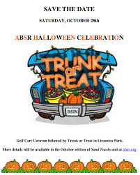 halloween save the date home association of beverly shores residents