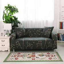 cotton blend floral furniture slipcovers ebay