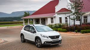peugeot 2008 2017 motorburn peugeot u0027s new 2008 suv hits south africa