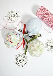 paper christmas ornaments christmas ideas
