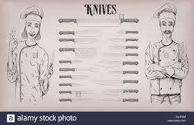 kitchen tools knife knives utensils set chef u0027s peeling woman