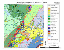 Austin Area Map by Geo326g 386g Fall 2012 Maps Of The Week