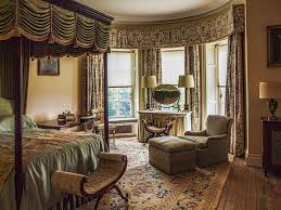 Stately Home Interior A Bedroom In Hinton Ampner Stately Home In Hampshire Flickr