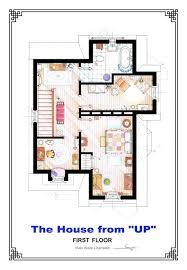 golden girls floor plan the house from up first floor architecture pinterest golden girls
