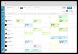 Employee Schedule Excel Template Free Employee Schedule Template Humanity