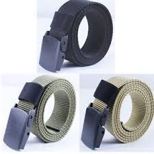 allergic to belt buckle new canvas belt men anti allergic belt woven plastic outdoor