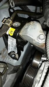 diy 2003 2008 corolla matrix pontiac vibe drive belt tensioner