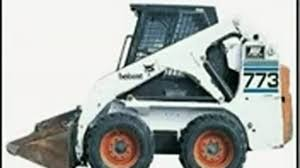 bobcat 600 600d 610 611 skid steer loader service repair