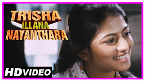 trisha hair in vtv trisha illana nayanthara tamil movie scenes vtv ganesh advices