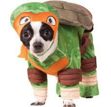 Leonardo Ninja Turtle Halloween Costume Teenage Mutant Ninja Turtles Leonardo Dog Costume Party