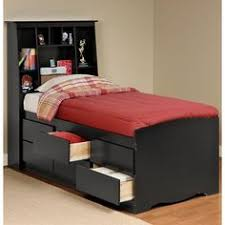 Bookcase Platform Storage Bed A Bunch Of Great Full Size Captain U0027s Beds Available On This Site