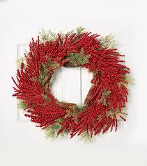 berry wreath berry wreath wreaths joann