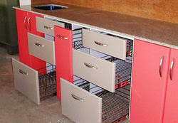 kitchen trolly design interior modular kitchen trolley at rs 2500 foot nanded pune