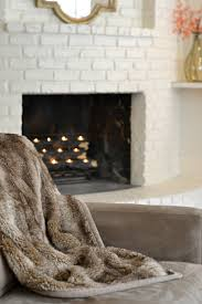 Pottery Barn Throw Creating A Cozy