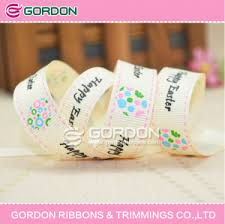 printed ribbons china easter printed ribbon manufacturers and suppliers