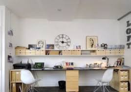 bureau deco design at home bureau design modern la maison meubles es workplace con
