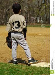 young boy playing baseball stock image image of lucky 700519