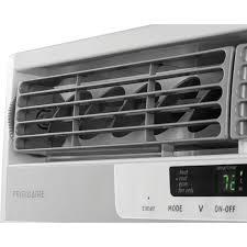 8000 Btu Window Air Conditioner Reviews Amazon Com Frigidaire Ffrh0822r1 8000 Btu 115 Volt Compact Slide