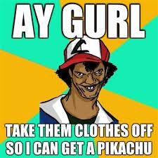 Pikachu Memes - best of the dat ash meme smosh