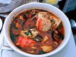 recette de soupe de poisson corse aziminu cuisinée à base d un