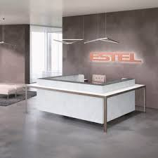 Industrial Style Reception Desk Upright Reception Desk All Architecture And Design Manufacturers