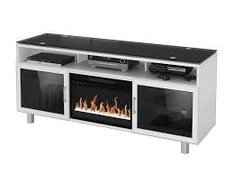 bowden tv stand with fireplace u2013 z line designs inc