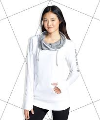 bench dopiofun cowl neck sweatshirt 79 high end workout clothes