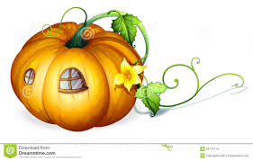 pumpkin no background pumpkin house stock images image 25770714