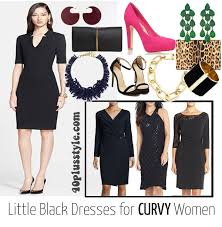 the black dress how to wear a black dress for your type 40plusstyle