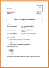 exemple de cv commis de cuisine 10 modele cv etudiant modele lettre