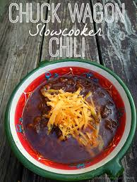 chuck wagon crockpot chili recipe miss information