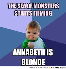 Success Meme Generator - the sea of monsters starts filming success kid meme generator