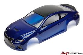 lexus rc ebay team associated lexus rc f body driftmission your home for rc drifting