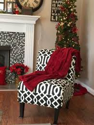 add the cozy factor to your living room this holiday season check