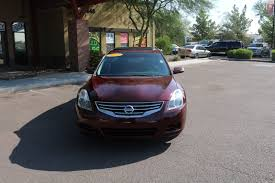 nissan altima for sale in az certified pre owned 2012 nissan altima sl 4dr car in mesa 17350