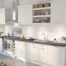 cuisine en perspective cuisine blanche et inox 4 id233e cuisine avec 238lot