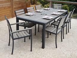 canape jardin aluminium table exterieur aluminium salon de jardin plastique maisonjoffrois