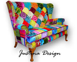 319 best patchwork furniture images on pinterest chairs