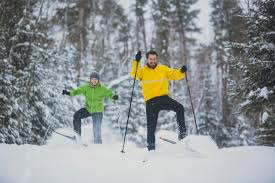 cross country skiing trails and wilderness northern ontario travel