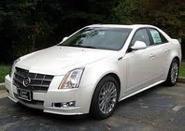 where is the cadillac cts made cadillac cts