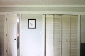 Wall To Wall Closet Doors Keeping It Cozy A Wall Of Sliding Barn Doors