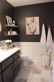black bathroom decorating ideas fair 80 black and white bathroom decor design ideas of best 25